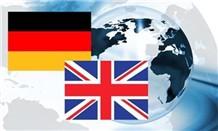 Buchausgaben, Deutsch-Englisch
