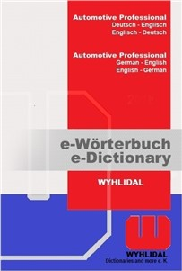 WYHLIDAL Automotive Professional, 2 months subscription:   You get access to the latest edition of WYHLIDAL Automotive Professional, Ge